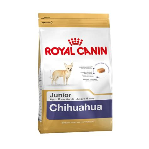 royal canin puppy royal canin chihuahua junior 1 5kg feedem