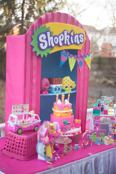 themes to party incredible shopkins party ideas catch my party