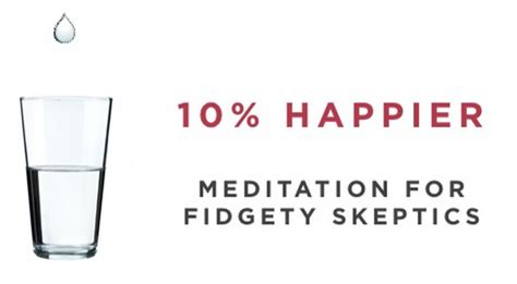 meditation for fidgety skeptics a 10 happier how to book books 10 happier meditation for fidgety skeptics mobile app