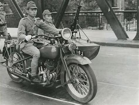 Indian Motorrad Nachbau by Rikuo Die Japanische Harley Davidson