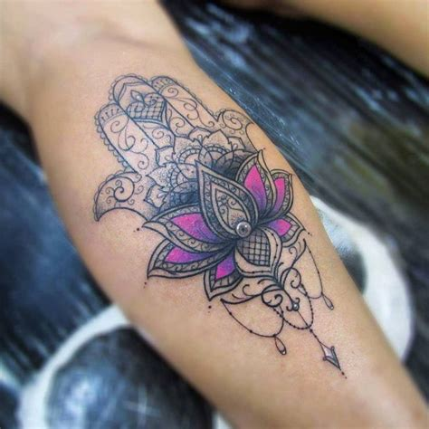electric ink tattoo best 25 hamsa ideas on