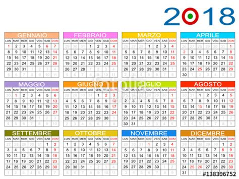 Calendario 2018 Italia Quot Calendar Italy 2018 Quot Stock Image And Royalty Free Vector