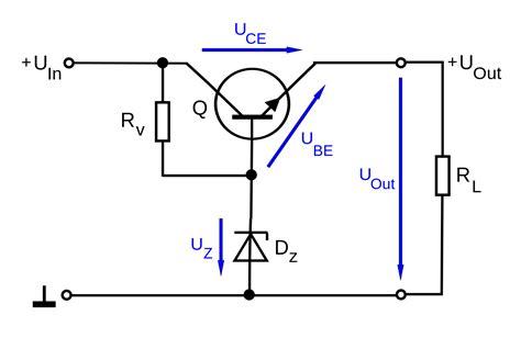 transistor ups file voltage stabiliser transistor iec symbols svg wikimedia commons