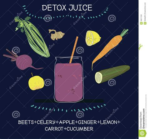 A To Z Detoxing by Detox Illustrations Vector Stock Images 3431