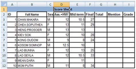 Simple Spreadsheet Exercises by Excel Exercises Targer Golden Co