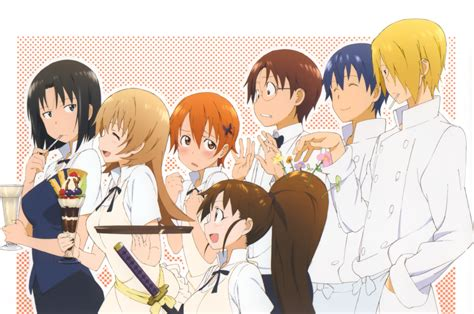 anime working working wagnaria 2 season 2 anime review fun