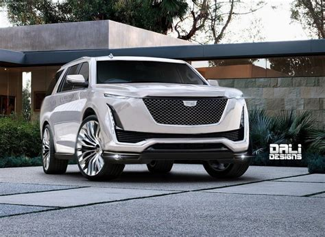 2019 Cadillac Escalade by New Images Of 2019 Cadillac Escalade Redesign