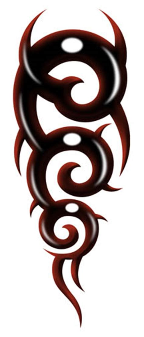 tribal satanic spiral tattooforaweek temporary tattoos