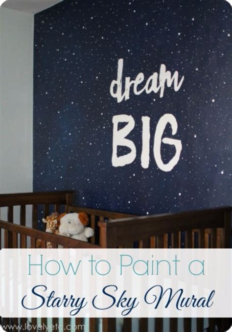 How To Make A Wall Mural 34 cool ways to paint walls diy projects for teens