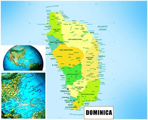 dominica on world map dominica location on world map myanmar location on map