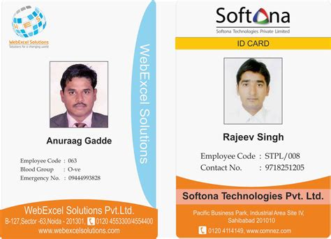 design id card online india id cards pvc id cards printing for rs 35 only whizz