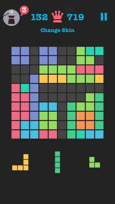 color block puzzle free to fit color block puzzle logic stack dots on the