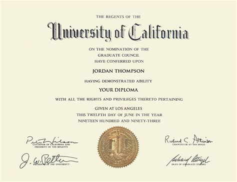 Mba Partnership Southport by Of California Los Angeles Tassel Edition