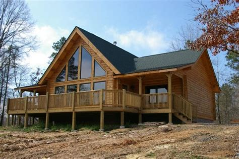 custom country homes log home country home construction for the ozarks