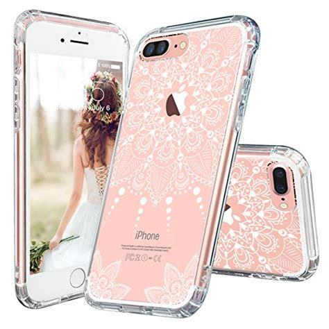 Casing Iphone 7 Plus Softcase Bumper Motif Batik Baroque 09 iphone 7 plus mosnovo white henna mandala floral lace clear design printed plastic with