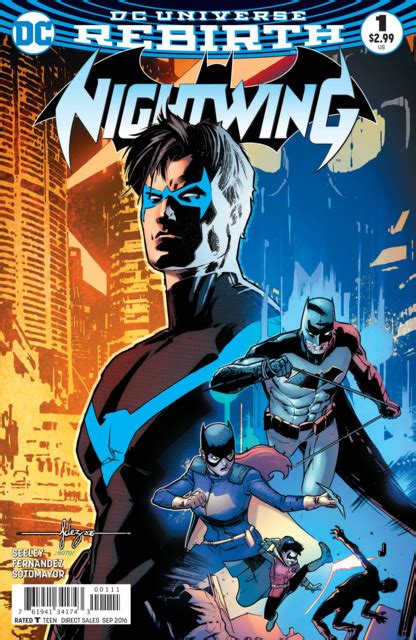 nightwing the rebirth deluxe 1401273750 defacer character comic vine