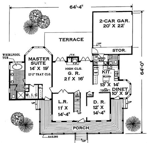 2 bedroom house plans with wrap around porch great wrap around porch 6993 3 bedrooms and 2 baths
