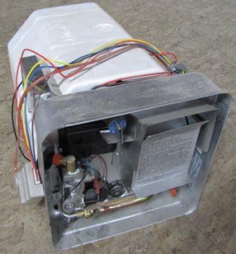 Water Heater Zeppelin trekwood rv parts sprinter 2016 appliances water