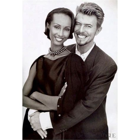 david bowie iman and love story iman david 22 years of love marriage