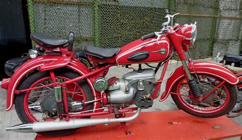 Motorrad Bk by Mz Bk 350 2 Zyl 2 Takt Boxer Motor Mit 343ccm Und 17ps