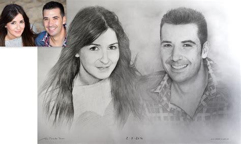 imagenes de retratos a lapiz retratos por encargo 633 096 430 retratos a l 225 piz