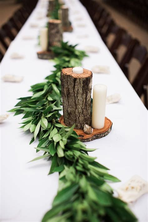 rustic table decorations diy wedding favors with cricut rustic wedding details