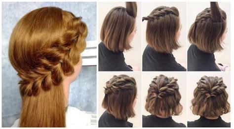 peinados paso a paso pelo corto peinados para pelo corto paso a paso mujer