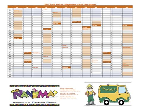 printable year planner 2015 south africa 2013 blank calendar south african public holidays html