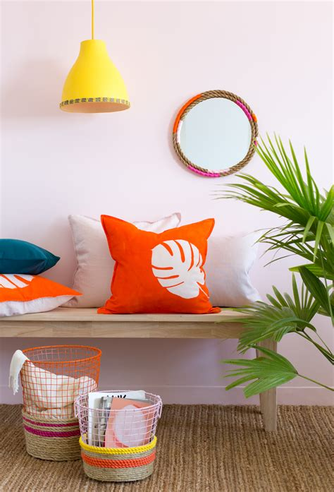 diy sun therapy l 8 diy ways to add color to your home this summer