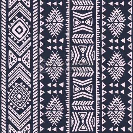 abstract aztec pattern abstract tribal pattern stock vector ornamets and
