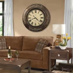 decorative wall clocks canada modern oversized wall clock interesting clocks wall