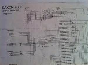 purchase saxon wiring diagram in pdf format motorcycle in vicco kentucky us for us 12 00