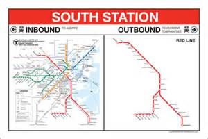 Mbta Map Red Line by Gallery For Gt Mbta Red Line Stations