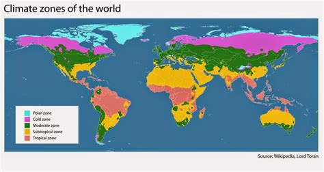 climate regions world map free printable maps for