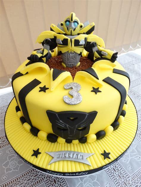 bumblebee transformers cake xmcx birthday cake ideas
