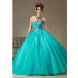 vestidos de quinceañera color aqua turquoise quinceanera dresses gowns bodice corset