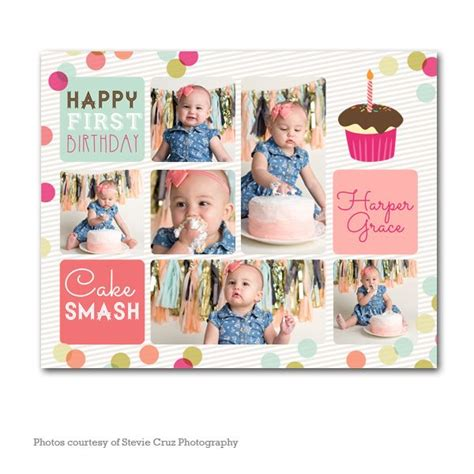 cake smash collage template free happy cake smash collage collages products
