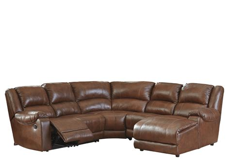 chaise overstock billwedge 5pc raf chaise sectional lexington overstock