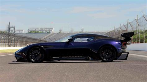 Aston Martin Vulcan Hp by 2016 Aston Martin Vulcan 7 0 820 Hp No 11 Of 24 Produced