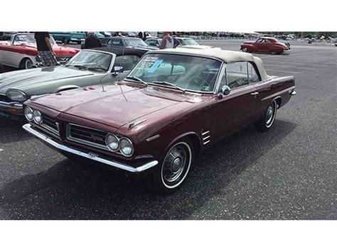 1963 Pontiac For Sale by 1963 Pontiac Tempest For Sale Classiccars Cc 1019064