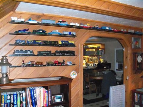 new train room o gauge railroading on line forum displaying model trains outside of your train room o