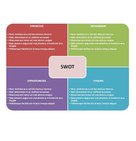 swott analysis template 39 powerful swot analysis templates exles free