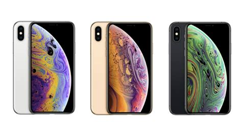 iphone xs colours apple  luxe   iphone xs  xs max expert reviews