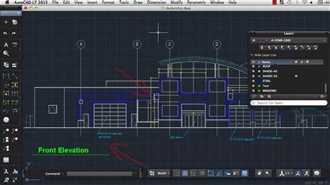 autocad design june 2013 create text and dimensions autocad lt 2013 for mac youtube