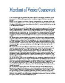 Shylock Essay by Shylock Essay