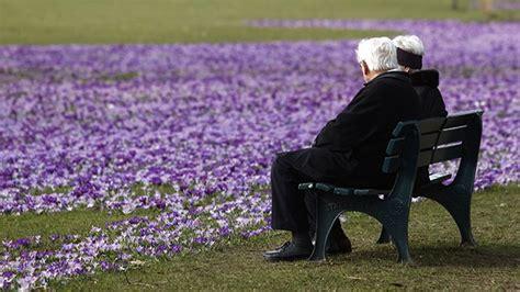 imagenes de amor para viejitos ni la muerte pudo con su amor pareja de ancianos se