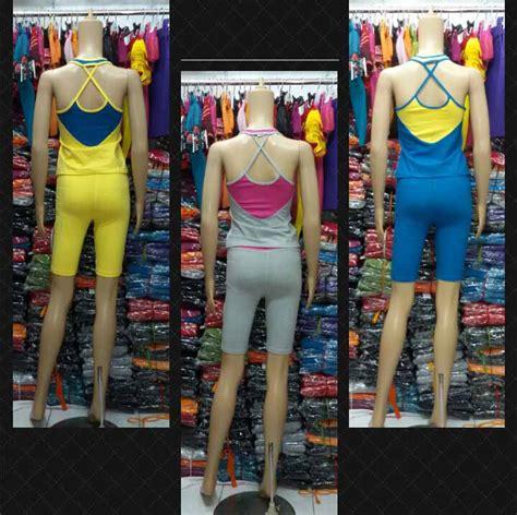 Baju Senam Yang Murah baju senam aerobik celana pendek terbaru murah baju senam murah grosir dan eceran