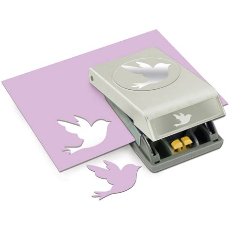 Large Paper Punches For Card - paper punch large bird