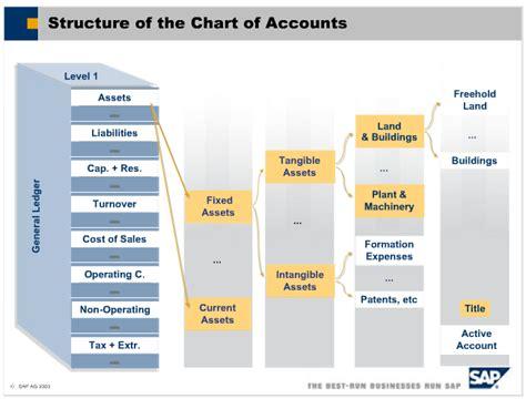 sap chart of accounts table image gallery sap coa