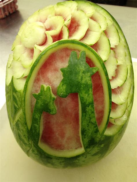 Watermelon Carving Baby Shower by Baby Shower Watermelon Carving Watermelon Carving Dave